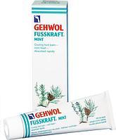 Крем GEHWOL Fusskraft Mint для ног 75 мл