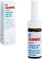 Лосьон GEHWOL Med Масло для ногтей и кожи 15 мл