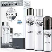 Набор по уходу за волосами Nioxin System 2 для натуральных истонченных волос