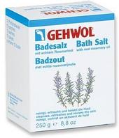 Соль для ванны GEHWOL с маслом розмарина 250 г