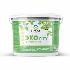 Водно-дисперсионная краска ЭКО CITY 25кг