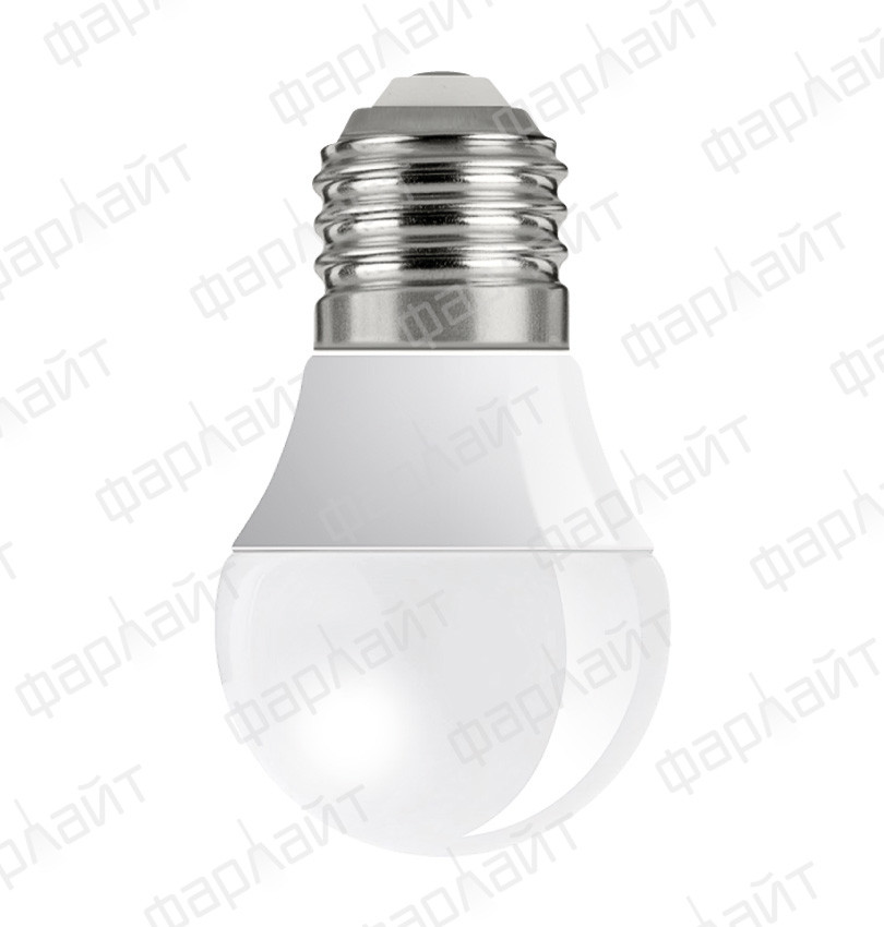 Лампа светодиодная шар G45 8Вт 4000К Е27 Фарлайт