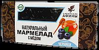 Мармелад сибирский с черникой 200 гр