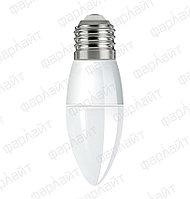 Лампа светодиодная свеча С35 8Вт 2700К Е27 Фарлайт