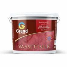 Декоративная краска с эффектом шелка VAASTU SILK 1кг