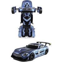 Трансформер RASTAR 1:14 Mercedes-Benz GT3 2.4G 74820E Радиоуправляемый Blue