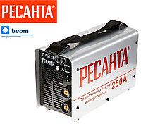 Сварочный аппарат Ресанта САИ - 250  7.7кВт  2-6мм, фото 1