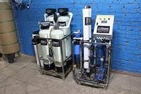 Фильтры комплексной очистки для сферы обслуживания.