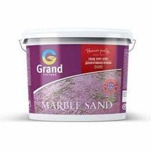 Декоративная перламутровая краска с мраморным наполнителем  MARBLE SAND 2,7кг