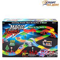 """Детский гибкий гоночный трек """"Magic Tracks-""""458"""""""