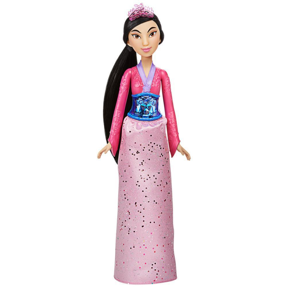 "Hasbro Disney Princess F0905 ""Королевский блеск"" Кукла Принцесса Мулан"