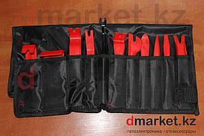 Набор съемников клипс, обшивки и деталей кузова автомобиля