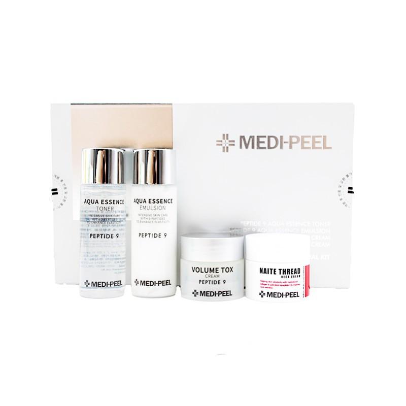 MEDI-PEEL Peptide Skincare Trial Kit Антивозрастной Набор с Пептидами для Эластичности кожи