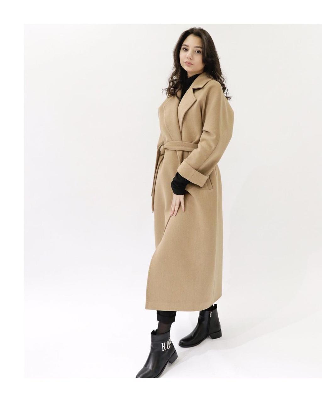 Кашемировое пальто (весна)