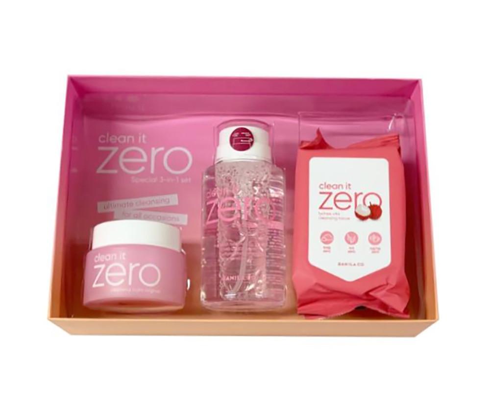 Набор для лица очищающий Banila Co Clean It Zero Special 3-in-1 SET