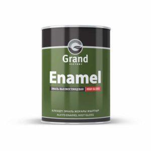 Эмаль алкидная высокоглянцевая Grand victory Enamel 3,5кг