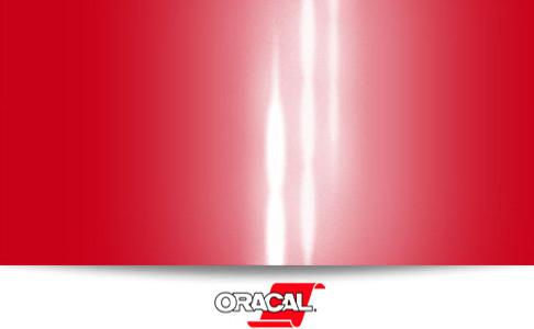 ORACAL 970 882 GRA (1.52m*50m) Транспортно-красный глянец