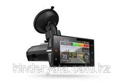 Видеорегистратор с радар-детектором SilverStone F1 Hybrid S-Bot черный