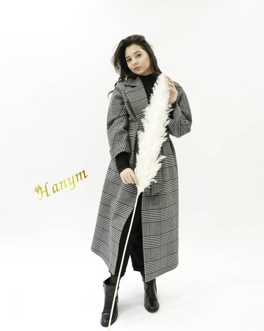 Утончённое пальто (демисезонное)