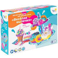 Лёгкий пластилин Genio Kids Весёлая выпечка