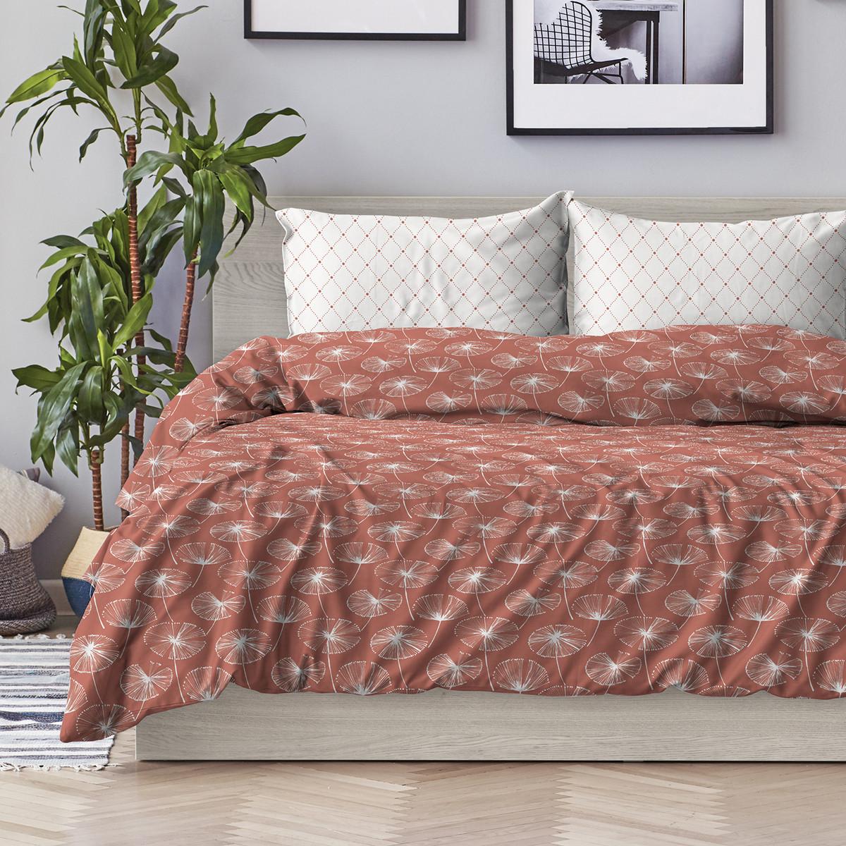 Patrizia КПБ Bonbon, поплин, 2 спальный евро (наволочки 70х70), Patrizia,