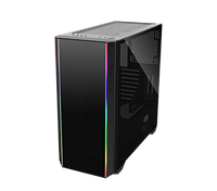 Компьютерный корпус PCCooler Game 3, Без БП, USB3.0x2-USB2.0x2, Black, ATX Midi