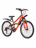 """Велосипед 24"""" FS470 V-brake ST 6ск RUSH HOUR"""