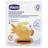 Chicco: Термометр для ванной Рыбка оранж.