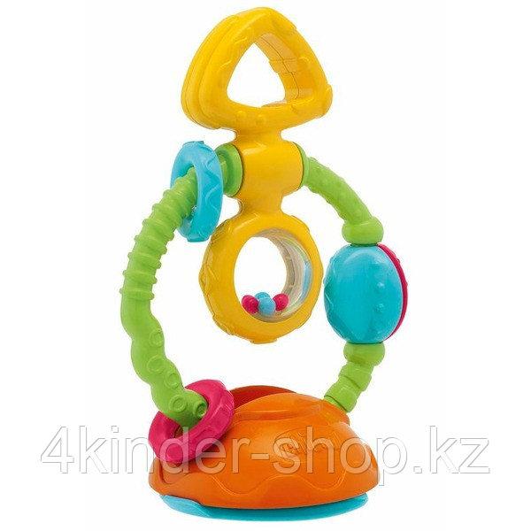 Chicco: Погремушка Touch&Spin 6м+ - фото 2