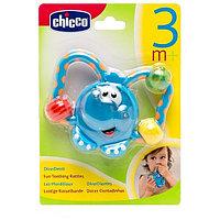 Chicco: Погремушка-прорезыватель Слоник 3м+