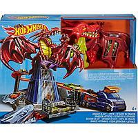 Hot Wheels DWL04 Игровой набор «Удар дракона»