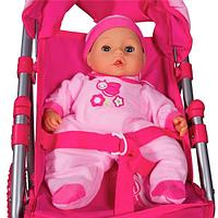 Набор игровой Demi Star Пупс с коляской и аксессуарами