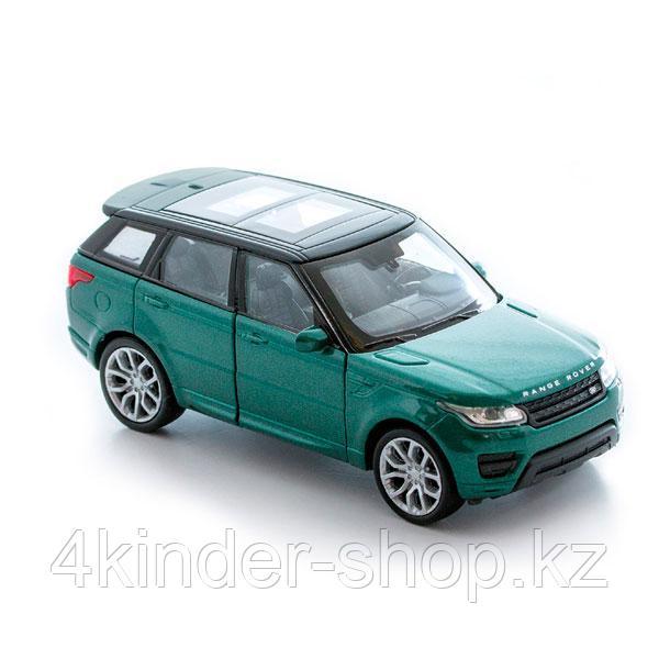 Welly 43698 Велли модель машины 1:34-39 Land Rover Range Rover Sport - фото 1