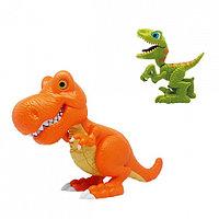Junior Megasaur 16922 2 динозавра, световые и звуковые эффекты