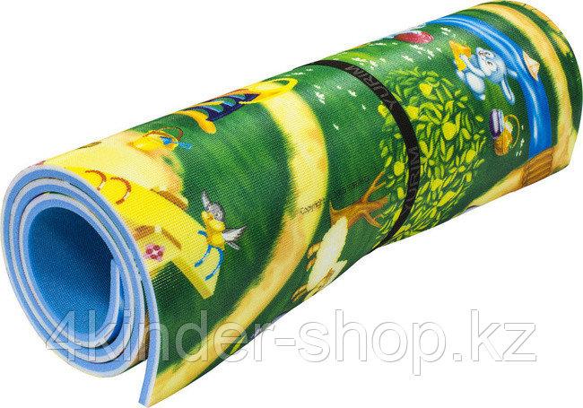 Развивающий коврик рулонный Дороги толщина 5мм - фото 4