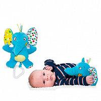 Развивающая игрушка «Забавный слон»/ «Забавный лев» Biba Toys
