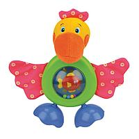 "Развивающая игрушка ""Прогулка Пеликана"" (звук, безоп зеркало)"