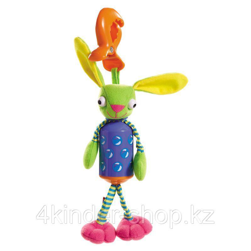 """Развивающая игрушка """"Зайчик-колокольчик"""" - фото 1"""