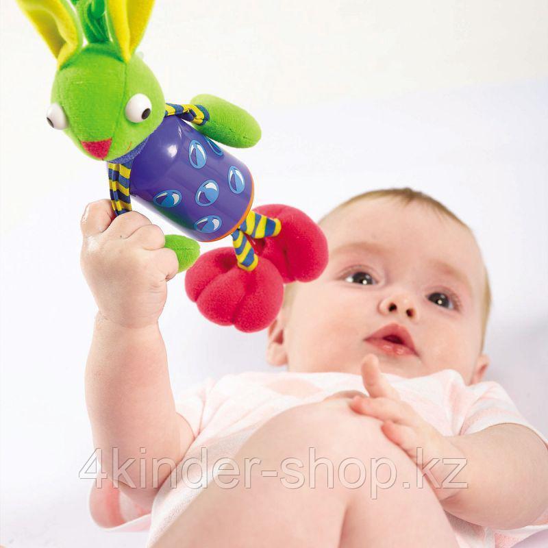 """Развивающая игрушка """"Зайчик-колокольчик"""" - фото 3"""