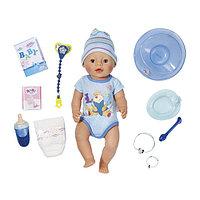 Кукла Baby born Бэби Борн Кукла-мальчик Интерактивная 43 см 822-012