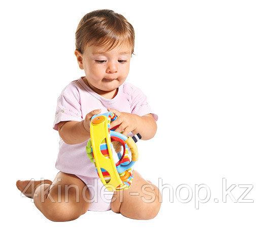 """Развивающая игрушка """"Вращающийся бубен"""" - фото 3"""