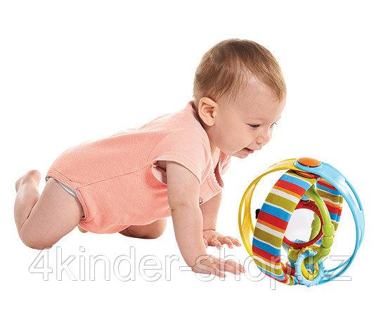 """Развивающая игрушка """"Вращающийся бубен"""" - фото 6"""