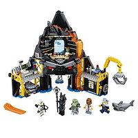 Lego Ninjago Логово Гармадона в жерле вулкана 70631