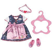 Zapf Creation Baby born 824-504 Бэби Борн Платье с передником