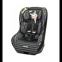 Nania DRIVER Автокресло 0-18кг ANIMALS ZEBRE BLACK черн.