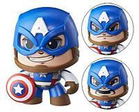 Игрушка Hasbro Avengers фигурки коллекционные МАРВЕЛ (Mighty mugs), Капитан Америка