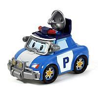 Машинка Поли с аксессуарами 83392