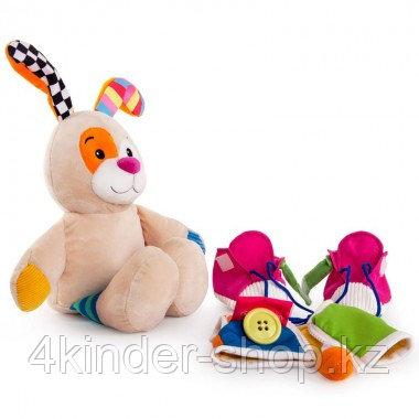 Развивающая игрушка помощник Зая 17HS02HTR - фото 1