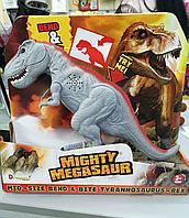 Dragon 80076 Интерактивный Тираннозавр (среднего размера) со светом и звуком