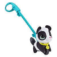 Панда маленький питомец на поводке FurReal Friends
